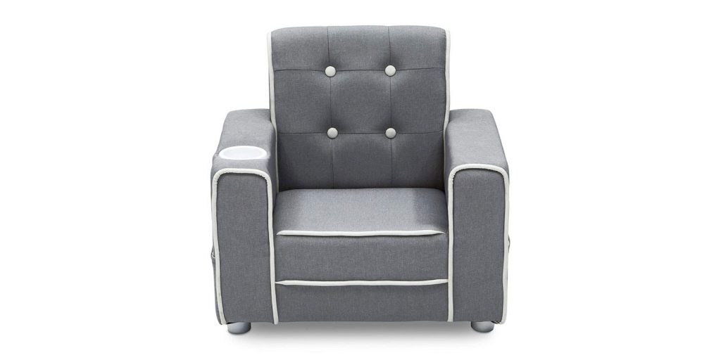 Delta Children Cozee Cube Chair with Memory Foam